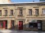 2017 Čelní fasáda Clignonovy vinárny